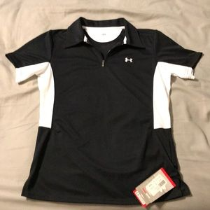 Ladies Under Armour Golf Shirt